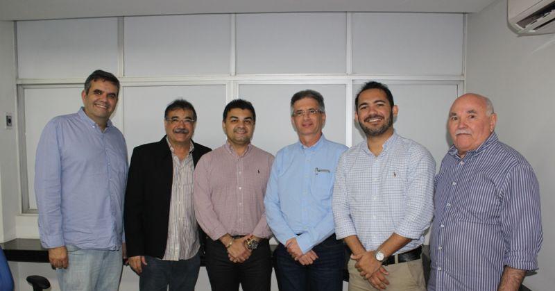 CDL Caruaru recepciona grupo de Juazeiro do Norte